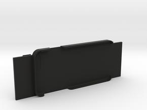 In Car iPhone Dock (Type III) in Black Strong & Flexible