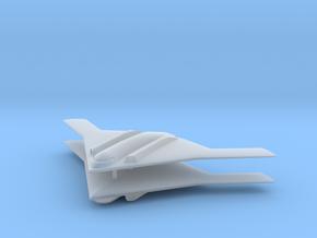 1/600 Long Range Strike Bomber (LRS-B) (x2) Flying in Smooth Fine Detail Plastic
