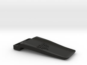 Boss FA-1 / MA-1 Belt Clip in Black Natural Versatile Plastic