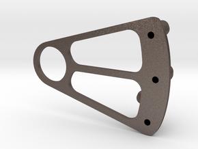 Imprenta3D LLAVERO PUERTA in Stainless Steel