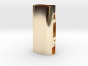 Kanger SUBOX / TOPBOX Custom Case in 14K Yellow Gold