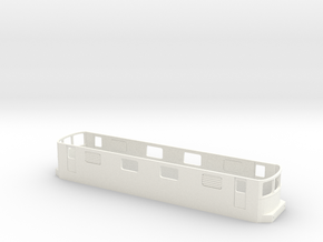 Lokkasten Re4/4 I SBB Spur TT (1/120 1:120 1-120) in White Processed Versatile Plastic
