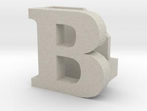 BandBit B1 for Fitbit Flex in Natural Sandstone