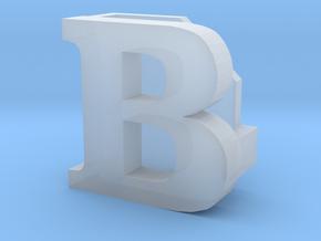 BandBit B1 for Fitbit Flex in Smoothest Fine Detail Plastic