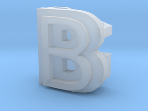 BandBit B2 for Fitbit Flex in Smoothest Fine Detail Plastic