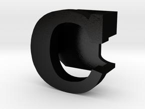 BandBit C1 for Fitbit Flex in Matte Black Steel