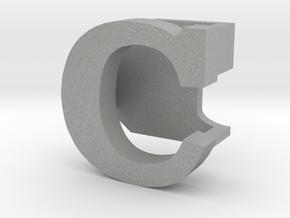 BandBit C1 for Fitbit Flex in Aluminum