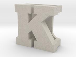 BandBit K for Fitbit Flex in Natural Sandstone