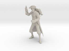 TF2 medic (proof of concept) in Natural Sandstone