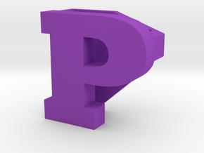 BandBit P for Fitbit Flex in Purple Processed Versatile Plastic