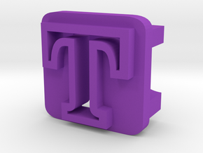 BandBit T1 for Fitbit Flex in Purple Processed Versatile Plastic