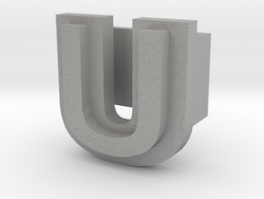 BandBit U1 for Fitbit Flex in Aluminum