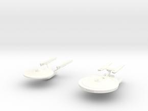 Stargazer Enterprise in White Strong & Flexible Polished
