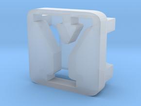 BandBit Y2 for Fitbit Flex in Smooth Fine Detail Plastic