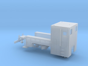 MOW Truck 1-87 HO Scale (Positional) in Smooth Fine Detail Plastic