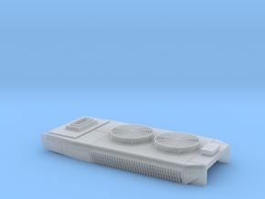 DB0021 SD40-2 DB, No Extd Rge Door, No Btn 1/87.1 in Smoothest Fine Detail Plastic