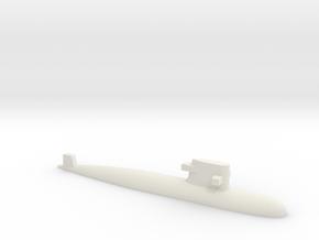 PLA[N] 039G Submarine, 1/2400 in White Natural Versatile Plastic