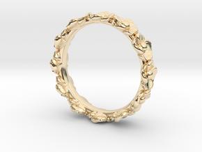 ALDJCDRing001size6 in 14K Gold