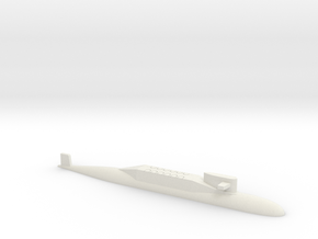 PLA[N] 094 SSBN, 1/2400 in White Natural Versatile Plastic
