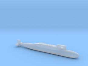 PLA[N] 094 SSBN, Full Hull, 1/2400 in Smooth Fine Detail Plastic