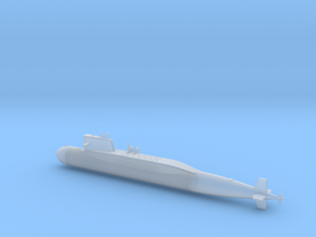 1/600 Type 092 (Xia Class) SSBN in Smooth Fine Detail Plastic