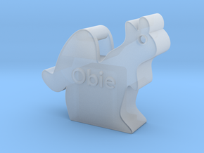 Big Obie the squirrel in Smooth Fine Detail Plastic