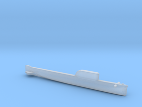 Hotel-Class SSBN, Full Hull, 1/2400 in Smooth Fine Detail Plastic