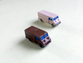 Parcel Service Step Van 1/285 6mm in Frosted Ultra Detail