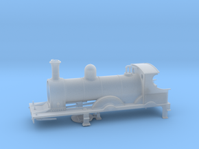 Cambrian Class 61 - Body - FUD in Smooth Fine Detail Plastic
