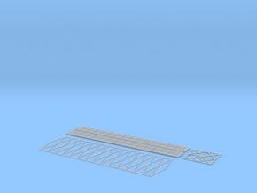 NV6M01 Modular metallic viaduct 3 in Smooth Fine Detail Plastic
