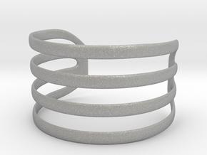 Bangled bracelet in Aluminum