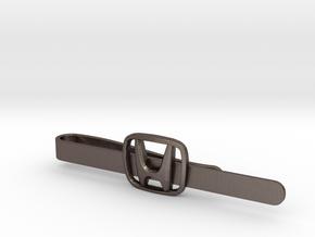 Luxury Honda Tie Clip in Stainless Steel