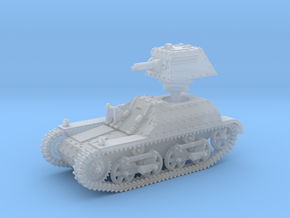 Vickers Light Tank Mk.IIb (15mm scale) in Smooth Fine Detail Plastic