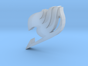 """""""Fairy Tail Symbol"""" - A Monopoly Figure in Smooth Fine Detail Plastic"""