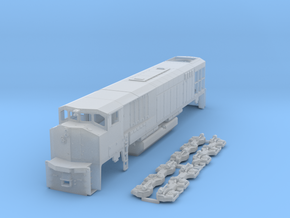 TT Scale HR-616 in Smooth Fine Detail Plastic