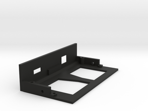 SCSI2SD - Floppy Drive Bracket in Black Strong & Flexible