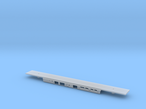 Class Adelante 180 Centre Carriage Chassis N Gauge in Frosted Ultra Detail