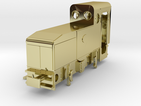 Deutz ML 128 (H0e) in 18k Gold