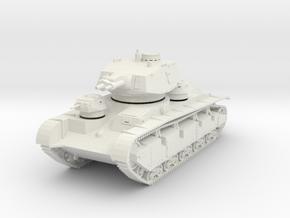 PV111 Pzkw NbFz VI Neubaufahrzeug (1/48) in White Strong & Flexible