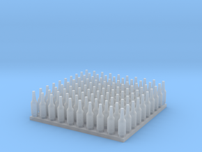 HO Beer/Soda Bottles Ver 2 - 100 ea in Frosted Extreme Detail