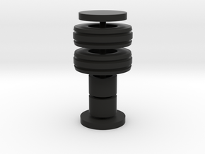 9.6 L15 SL Steer Tires in Black Natural Versatile Plastic