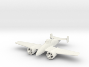 1/200 Grumman G46 / XP50 in White Natural Versatile Plastic