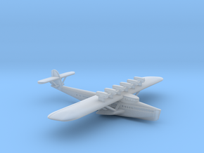 Dornier Do X  1/700th scale in Smooth Fine Detail Plastic