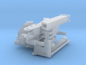 Hiab Hoist 1-87 HO Scale Kit F.U.D. in Smooth Fine Detail Plastic