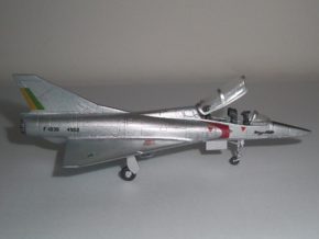 020A Mirage IIID - 1/144  in Frosted Ultra Detail