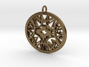 Ornamental #6 in Natural Bronze