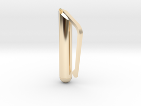 Jedi Food Capsule in 14K Yellow Gold