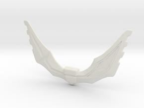 Ryuko Chest V2 (closed) in White Natural Versatile Plastic
