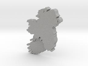Leinster Earring in Aluminum
