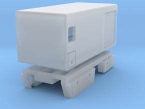 Aufbau Gerätewagen Wasserrettung in Smooth Fine Detail Plastic